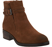 Gentle Souls Leather or Suede Ankle Boots - Percy - A297046