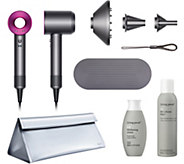 Dyson Supersonic Hair Dryer with Living Proof and Travel Bag - A301646