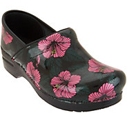 Dankso Professional Patent Leather Clogs - A303546
