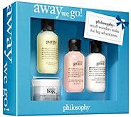 philosophy away we go gift box - A359446