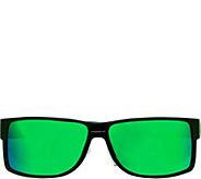 Breed Stratus Polarized Sunglasses - Gunmetal - A361246