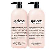 philosophy super-size cream favorites shower gel & body lotion - A225347