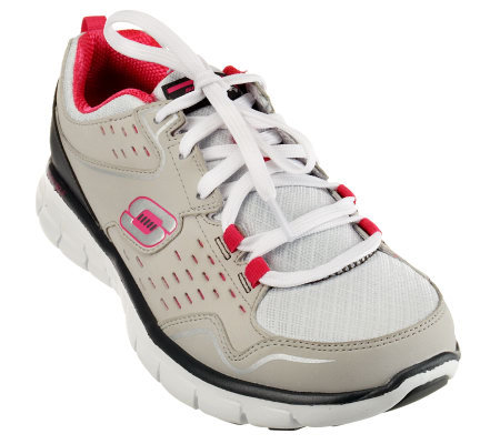 Skechers Sport Lace-up Sneakers with Memory Foam