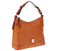 As Is Dooney & Bourke Pebble Leather Hobo - A264347