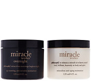 philosophy miracle worker moisturizer am/pm duo 4 oz. - A265547