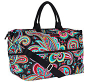 Vera Bradley Lighten Up Expandable Travel Bag - A269147