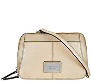 As Is Tignanello Saffiano Convertible RFID Bag - A284647