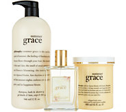 philosophy super-size summer fragrance layering trio - A288047