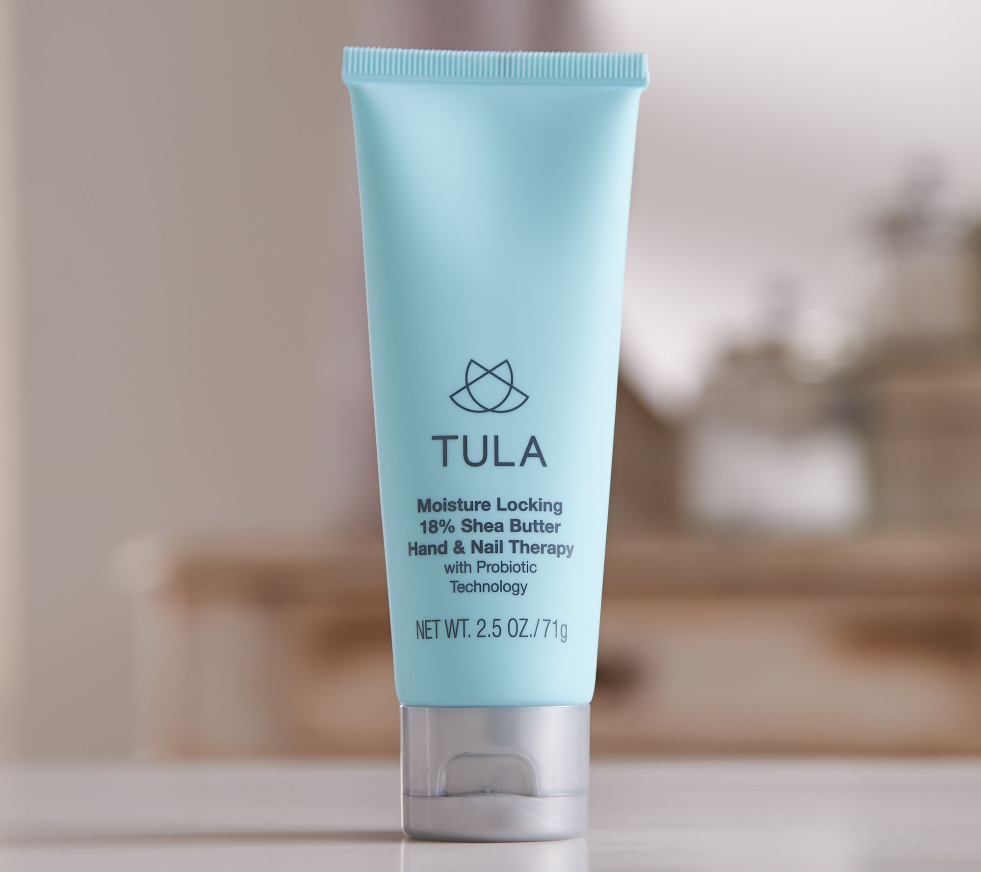 TULA Probiotic Skin Care Shea Butter Hand and Nail Cream - Page 1 ...