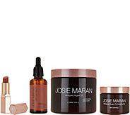 Josie Maran Whipped Argan Oil Butter-Full Skin & Body Care Set - A293447