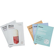 Dr. Jart  Set of 5 Sheet Mask Variety Set - A299047