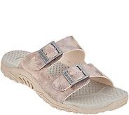 Skechers Metallic Double Strap Sandals -Reggae - A302847