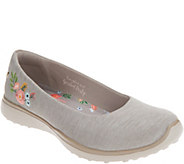 Skechers Heathered Slip-on Shoes - Botanical Paradise - A302947