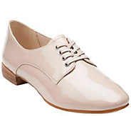 Clarks Narrative Patent Leather Lace-up Shoes -Festival Gala - A335847