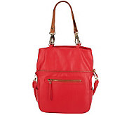 UnderCover Maureen Convertible Hobo with Braided Handle - A225148