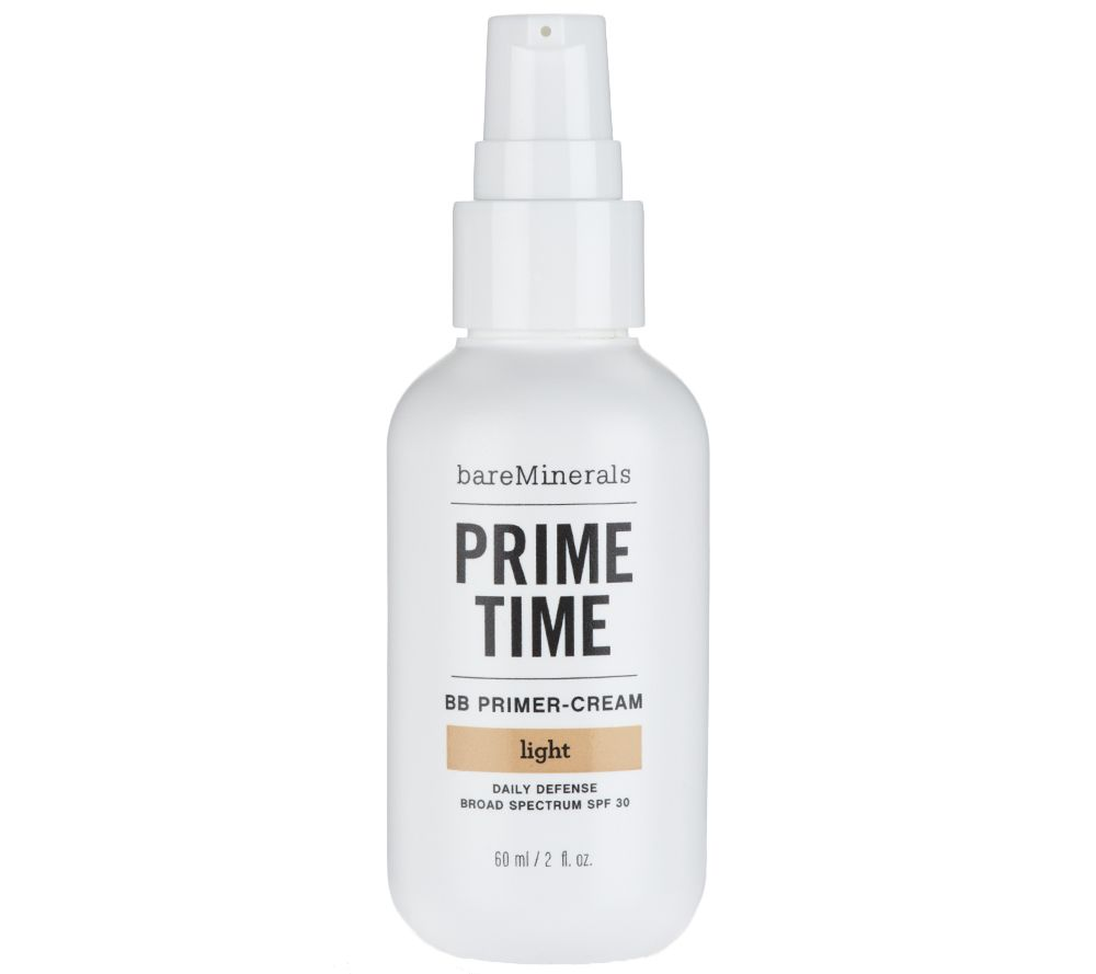 bareminerals prime time before and after. bareminerals deluxe prime time bb primer-cream spf 30 - page 1 \u2014 qvc.com bareminerals before and after