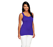 Linea by Louis DellOlio Whisper Knit Tank - A255148