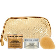 Peter Thomas Roth Gold Holiday Kit with Travel Bag - A272448