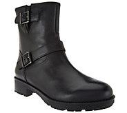 Vionic Orthotic Leather Ankle Boots - Malia - A279948