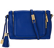 As Is G.I.L.I with HALOGUARD Leather RFID Crossbody - A280248