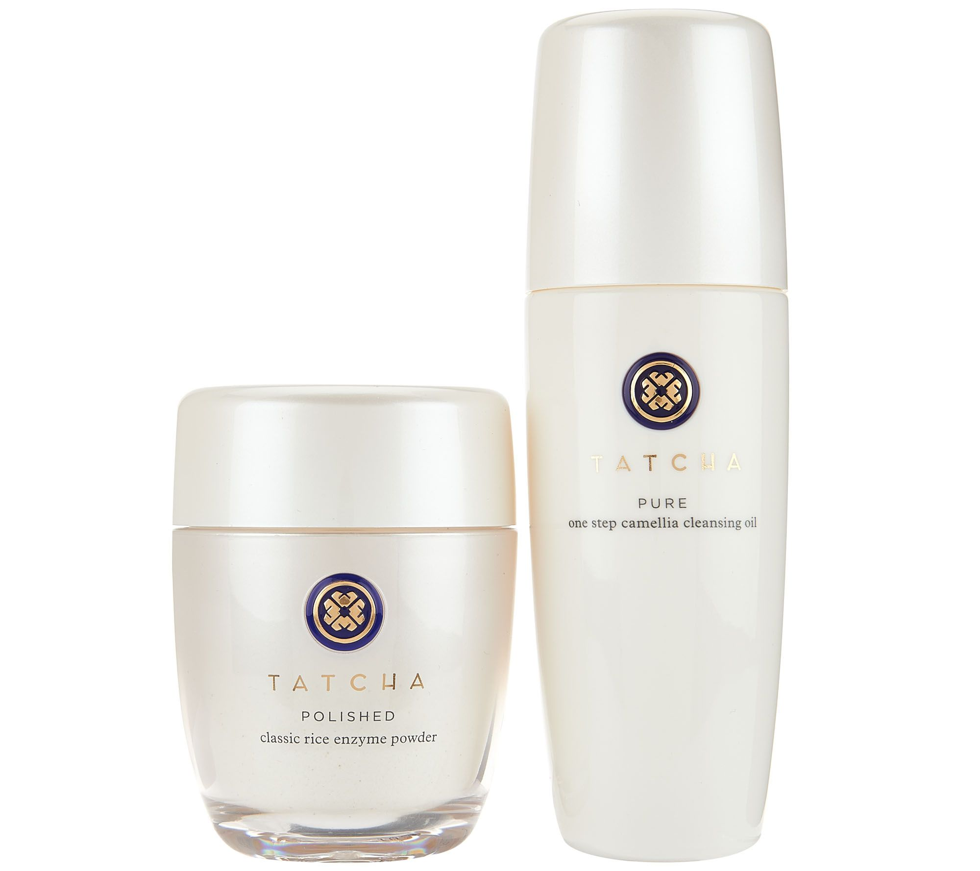 Tatcha Cleansing Oil &Amp; Enzyme Powder Duo Auto Delivery by Qvc