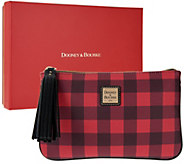 Dooney & Bourke Novelty Carrington Pouch w/ Gift Box - A286248