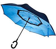 Double Layer Inverted Open & Close No Drip Umbrella - A289648