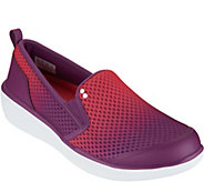 Ryka Slip-On Wedge Sneakers with CSS Technology - Neve - A292548