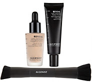 Algenist REVEAL Prime & Cover 3-piece Complexion Set - A292848