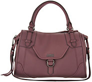 Aimee Kestenberg Pebble Leather Convertible Satchel- Paige - A294948