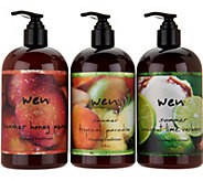 WEN by Chaz Dean Summer Cleansing Cond. Trio - A295948