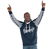 NFL Dallas Mens Hands High Hoodie by Jimmy Fallon - A296448