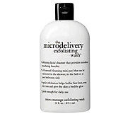 philosophy the microdelivery exfoliating wash 16 oz - A303148