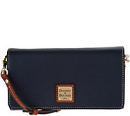 As Is Dooney & Bourke Pebble Leather Daphne Crossbody Handbag - A307148