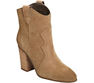 Aerosoles Western Ankle Booties - Lincoln Square - A360948