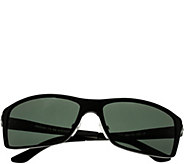 Breed Kaskade Polarized Sunglasses - Black - A361248