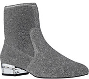 Nine West Pull-On Ankle Boots - Urazza - A361548