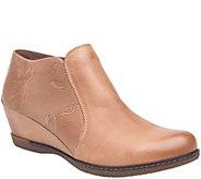 Dansko Leather Booties - Luann - A412448