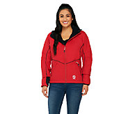 Loki Womens 4-in-1 Mountain Hoodie - A258449