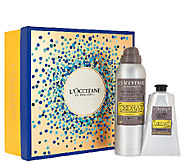 LOccitane Cedrat Mens Shaving Duo - A272249