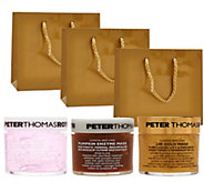 The Peter Thomas Roth Mask-erade Trio with Gift Bags - A272449