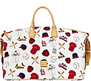 Dooney & Bourke MLB Cardinals Duffel Bag - A280249