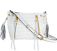 Aimee Kestenberg Pebble Leather Crossbody- Avalon - A289249