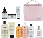 philosophy friends and family 9-piece mega collection - A298249