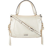 Aimee Kestenberg Leather Flap Crossbody- Lizette - A304749