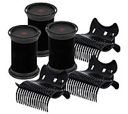 CHI Smart Refill Hot Rollers & Clips - Set of 3 - A330949