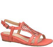 Softspots Breezy Leather Sandals - Susanna - A335749