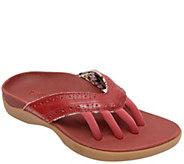 Wellrox Leather Five-Toe Sandals - Becca - A340449