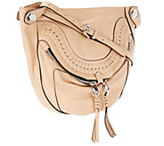 orYANY Italian Leather Medium Crossbody Bag - Linda - A263950