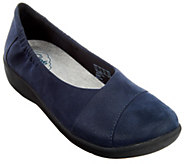 Clarks Cloud Stepper Slip-on Shoes - Sillian Intro - A268850